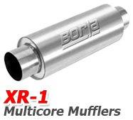 Borla - XR1 Multicore Mufflers