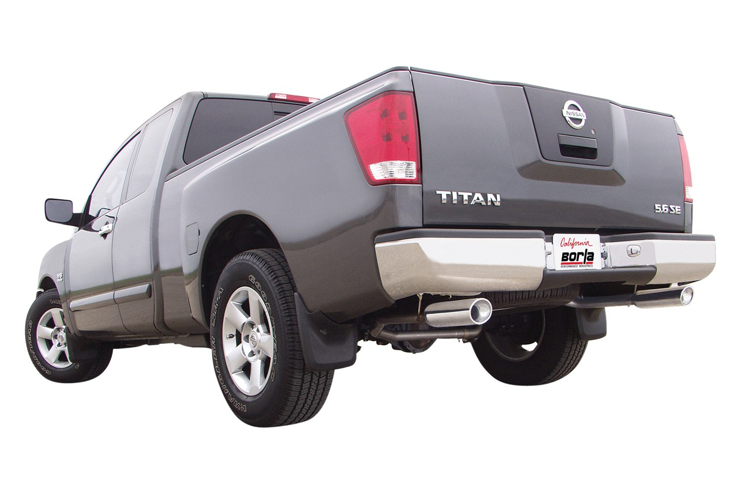 for nissan titan 04 15 exhaust system touring stainless. Black Bedroom Furniture Sets. Home Design Ideas