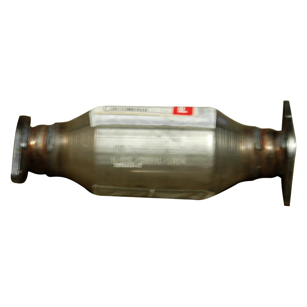 California Legal Catalytic Converter >> Bosal® - Hyundai Tucson with Federal Emission 2005 Direct Fit Catalytic Converter