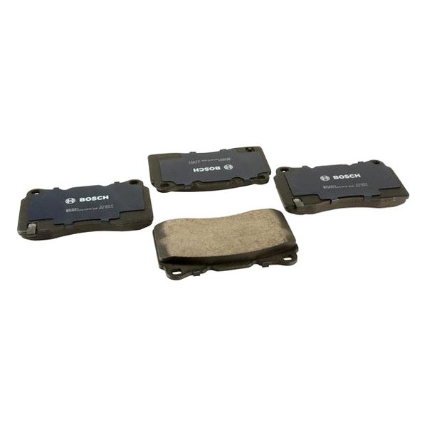 New QuietCast Disc Brake Pad Set Front BP691 for Infiniti Nissan