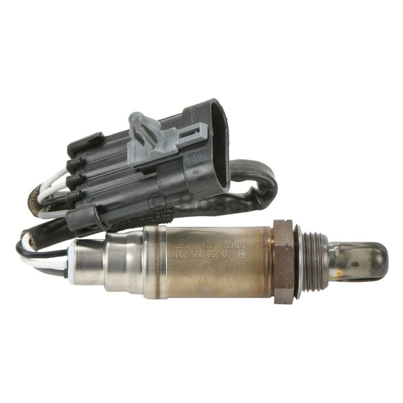 Bosch Premium Oxygen Sensor on 1996 Chevy Blazer O2 Sensor Locations
