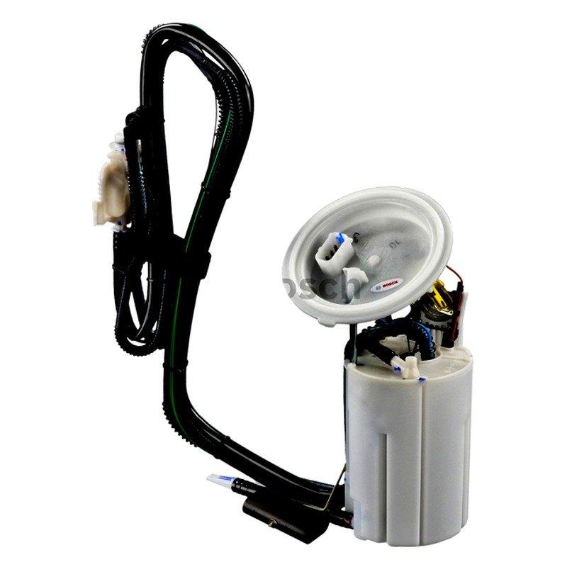 2010 Bmw 5 Series Remove Fuel Pump Module