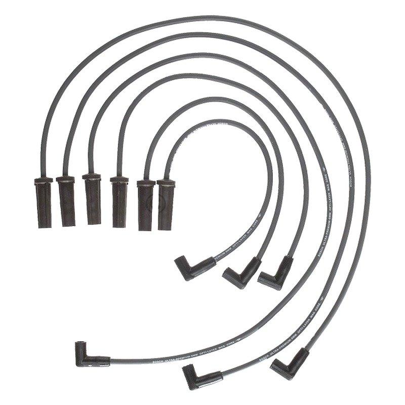 Buick Riviera 1995 Spark Plug Wire Set