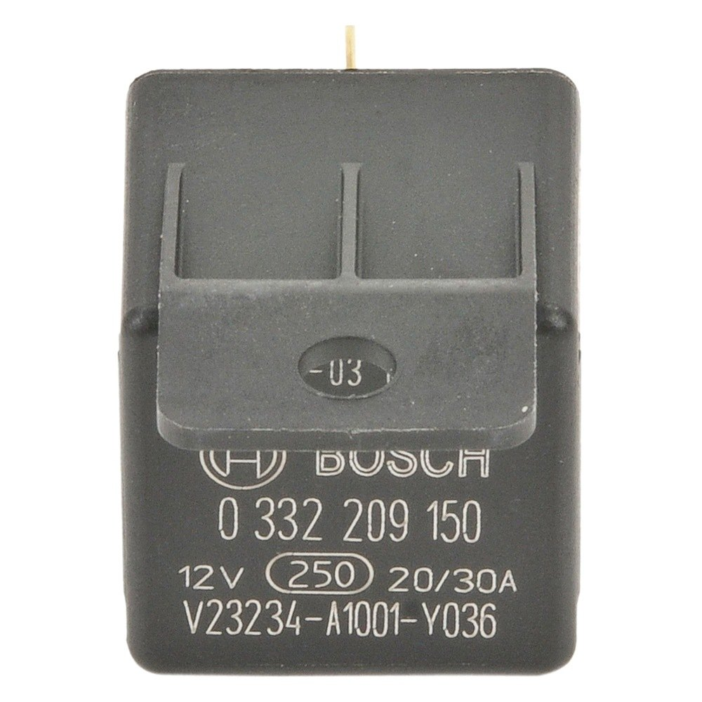 Bosch® 0332209150 - Mini-Relay on bosch relay bases, bosch relay holder, bosch relay 12v 30a, bosch relay configuration, bosch relay 510, bosch relay schematic, bosch relay test, bosch relay normally closed, bosch relay cross reference, bosch relay how works,