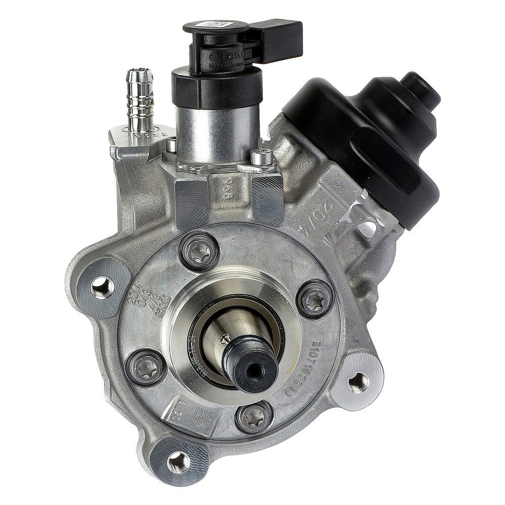 diesel fuel injection Newer diesels (be it common-rail or unit-injector system) usually have at least  one electric fuel pump (my current common-rail tdi has two.