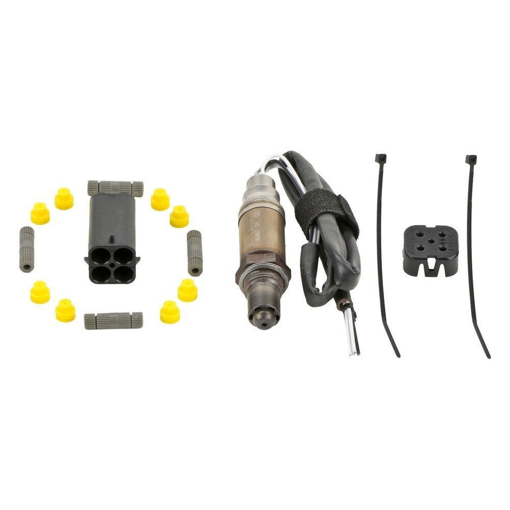 Bosch 15730 Universal Fit Oxygen Sensor O2 Wiring