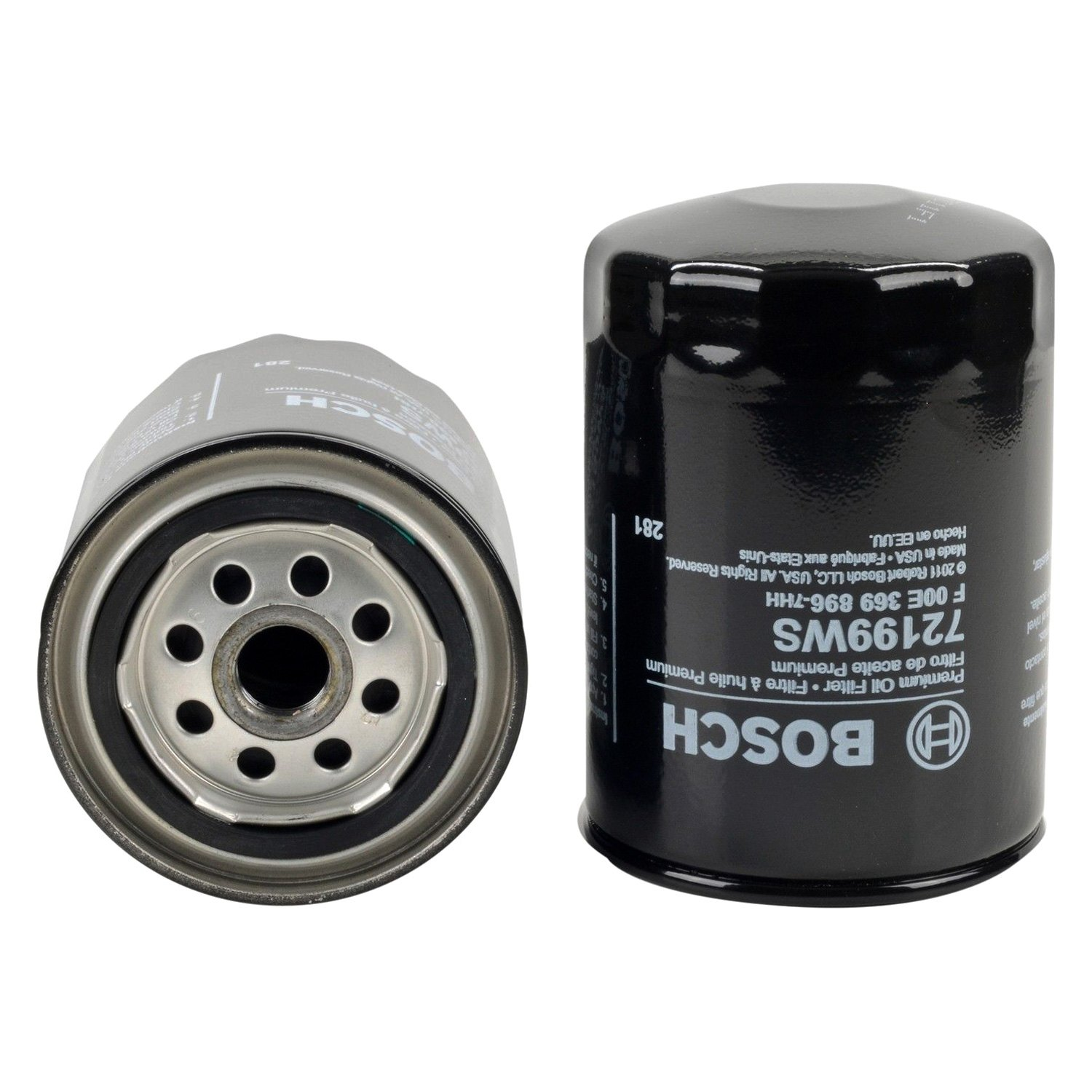 Bosch 72255WS Workshop Oil Filter
