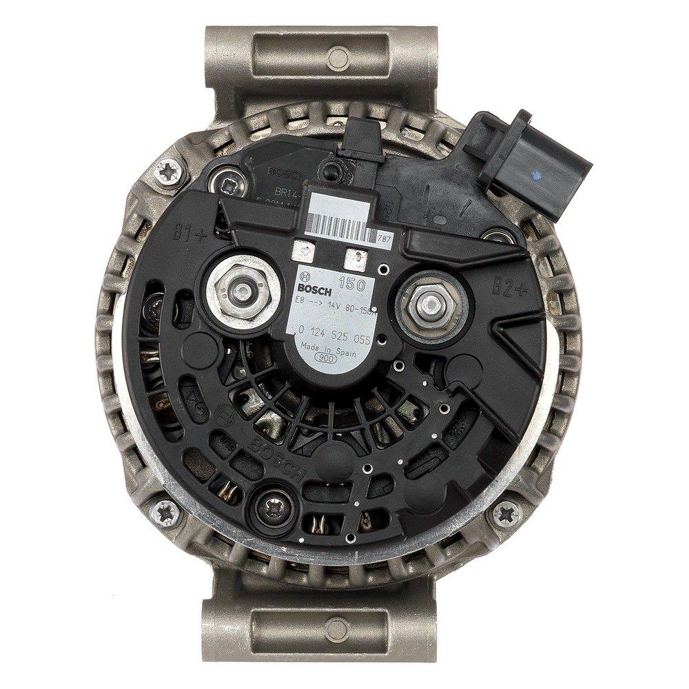 Bosch mercedes c230 c280 c350 with 150 amp for Mercedes benz alternator repair cost