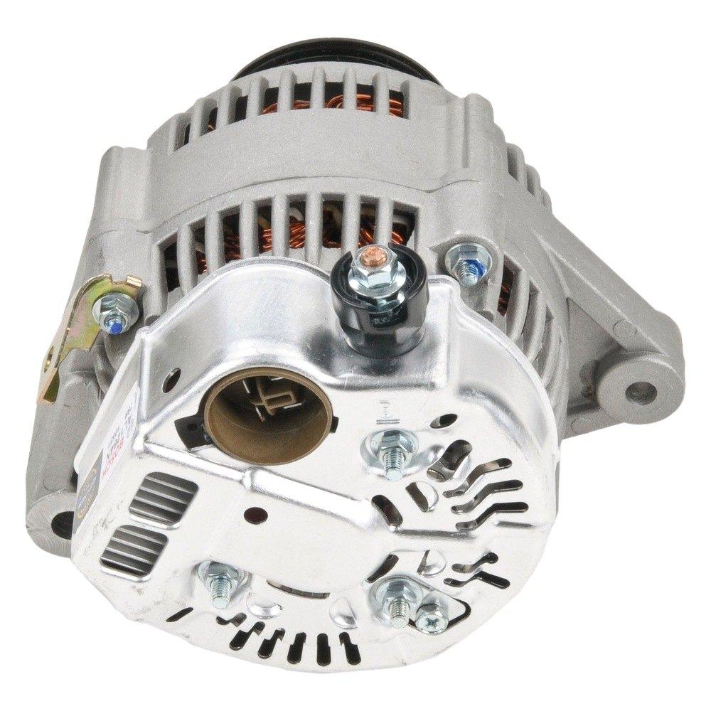 how to change alternator on honda odyssey