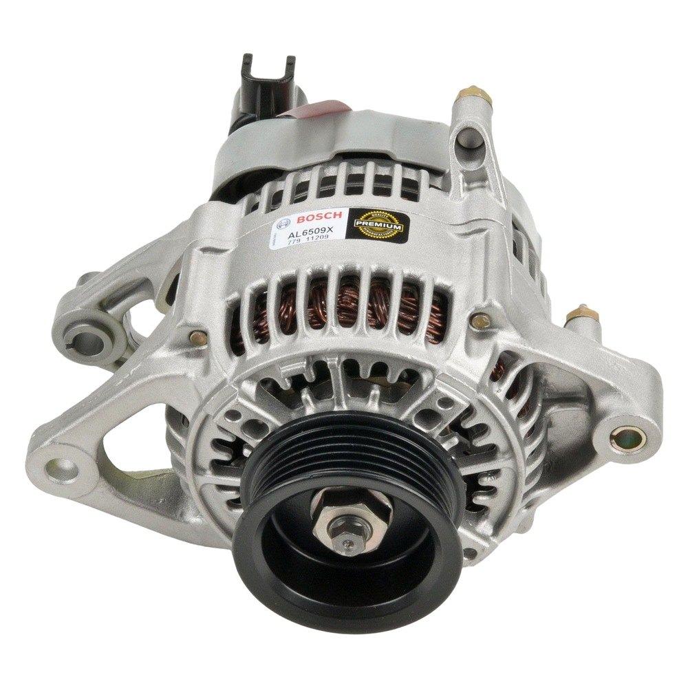 Bosch® - Jeep Cherokee with External Voltage Regulator ...