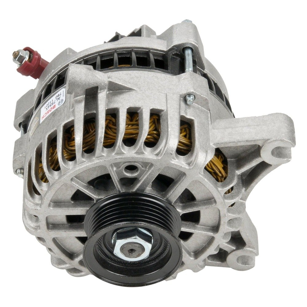 bosch lincoln town car  police package  alternator