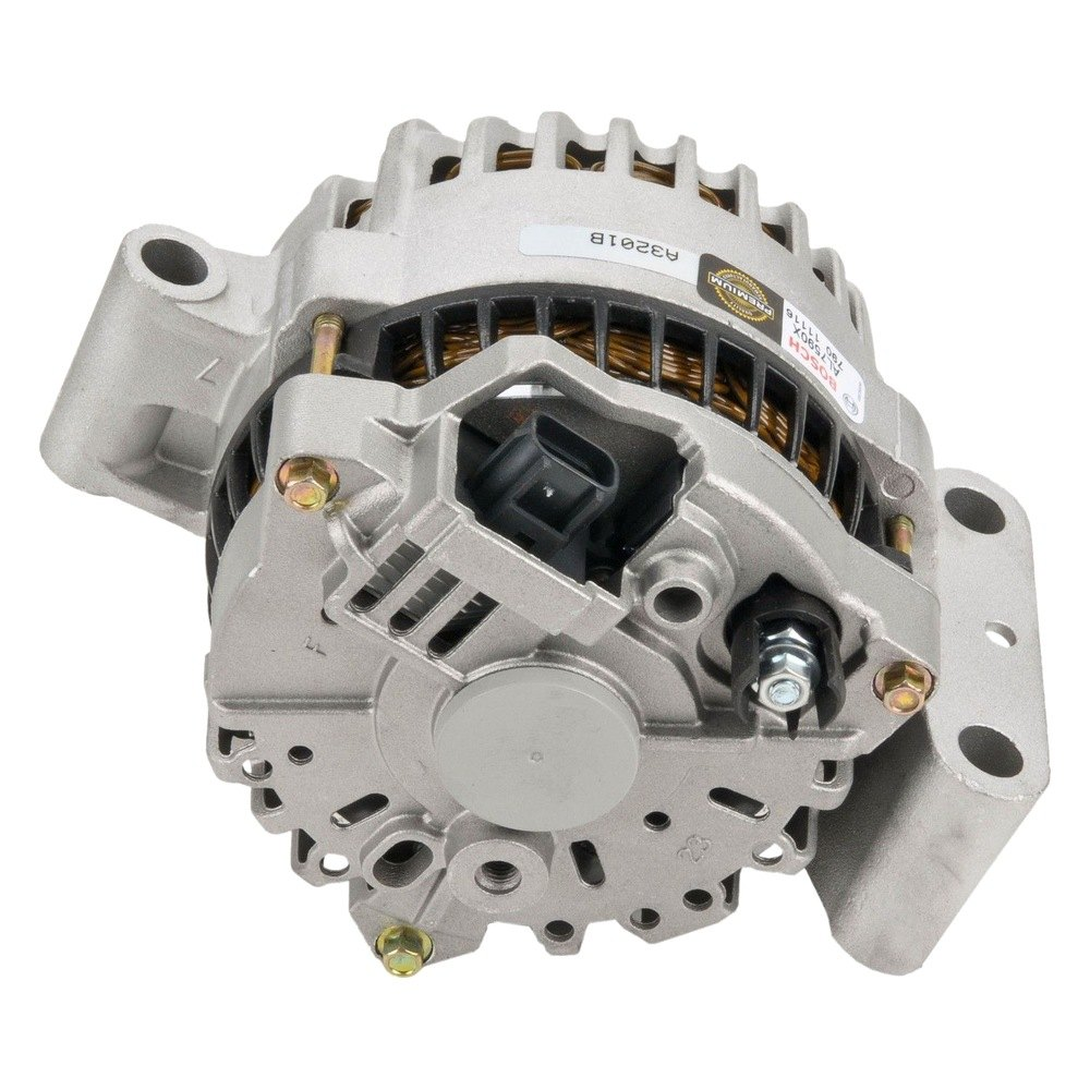 Ford Focus 2000 2004 Replace 2fyp Remanufactured Complete: Ford Focus 2000 Alternator