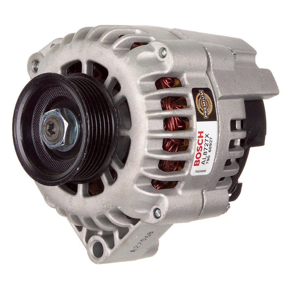 Chevy S 10 Pickup Gas 2000 Remanufactured: Chevy S-10 Pickup Gas 1998 Remanufactured Alternator