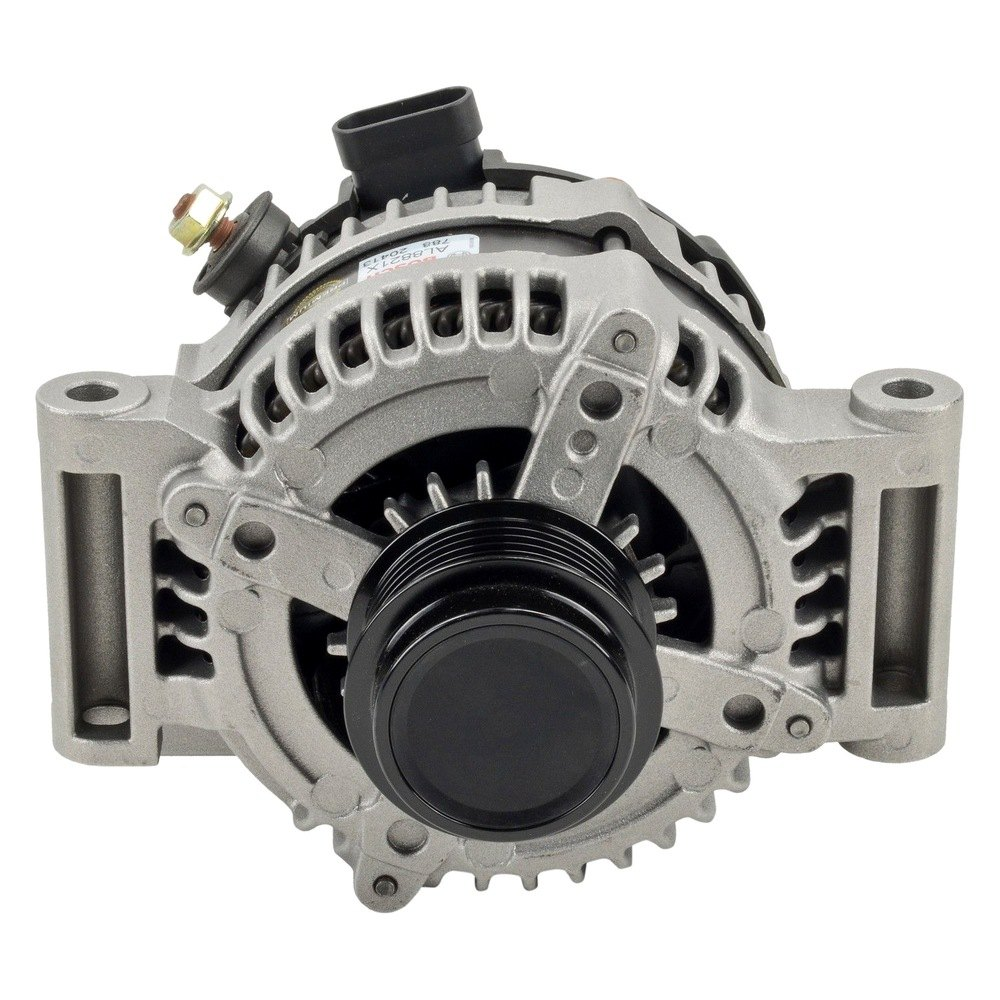 how car alternator works pdf