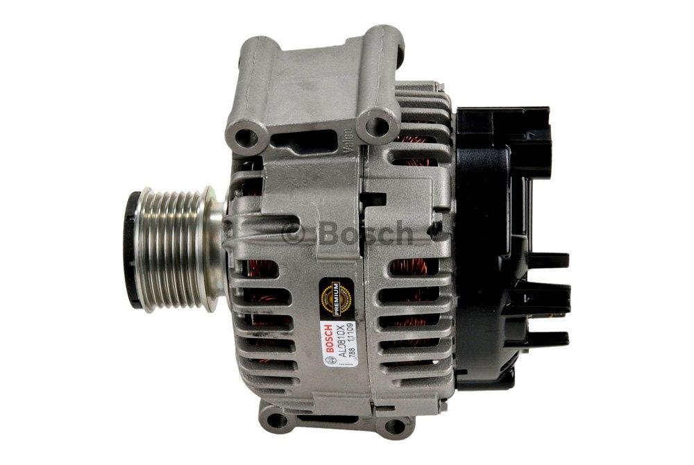 Bosch mercedes c class 2005 alternator for Mercedes benz alternator repair cost