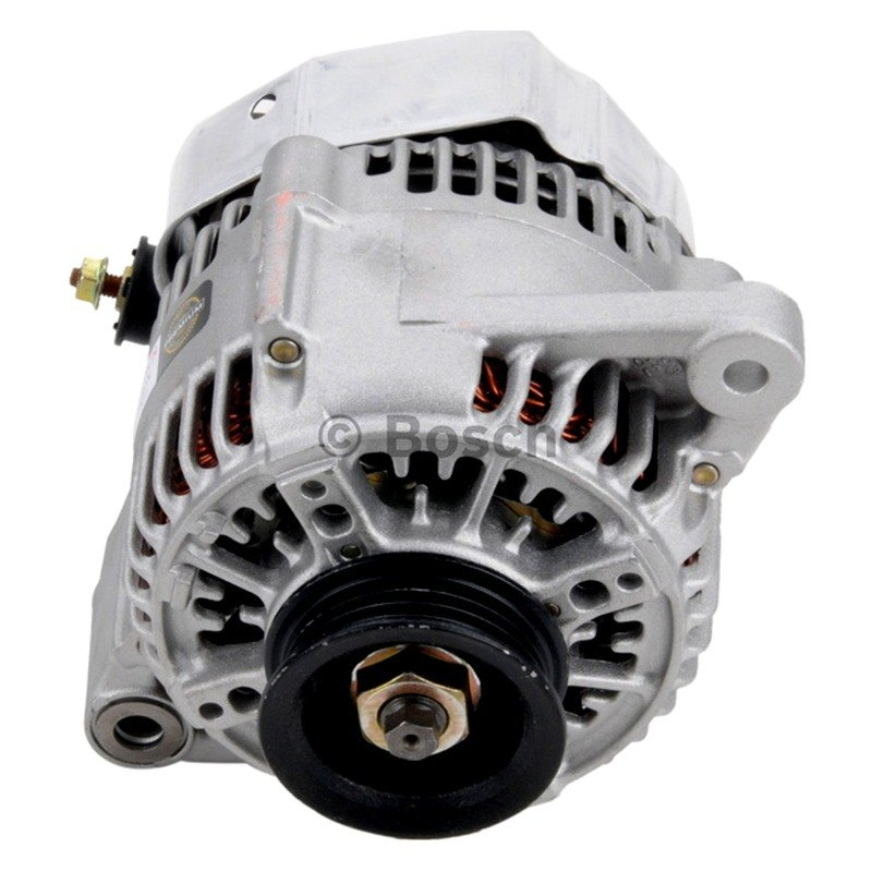 Al X on 2000 Lincoln Ls Alternator Replacement