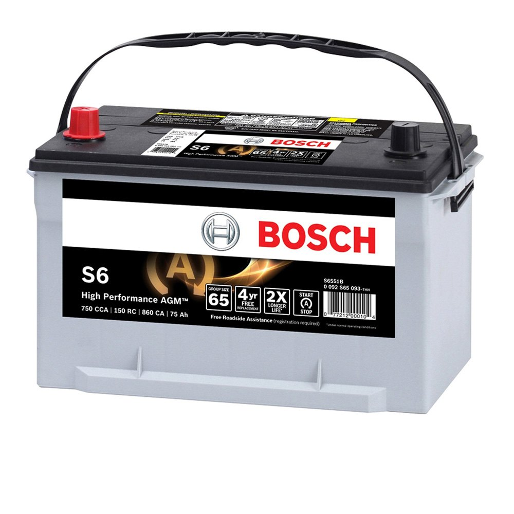 bosch bmw 5 series 2013 s6 battery. Black Bedroom Furniture Sets. Home Design Ideas