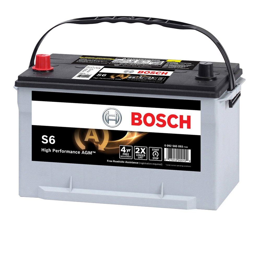 For Jeep Grand Cherokee 2016-2017 Bosch S6590B S6 High