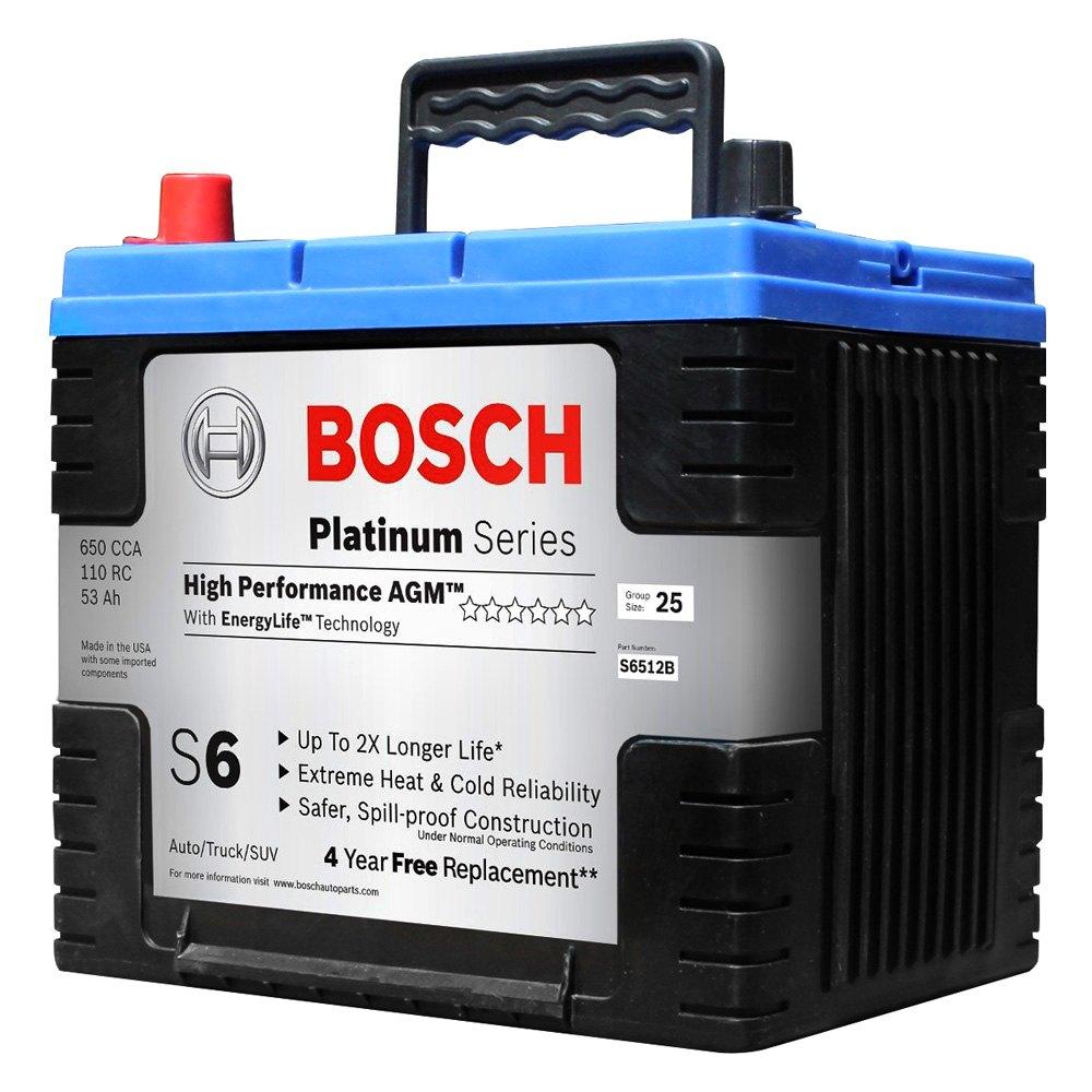 Bosch Mercedes Battery
