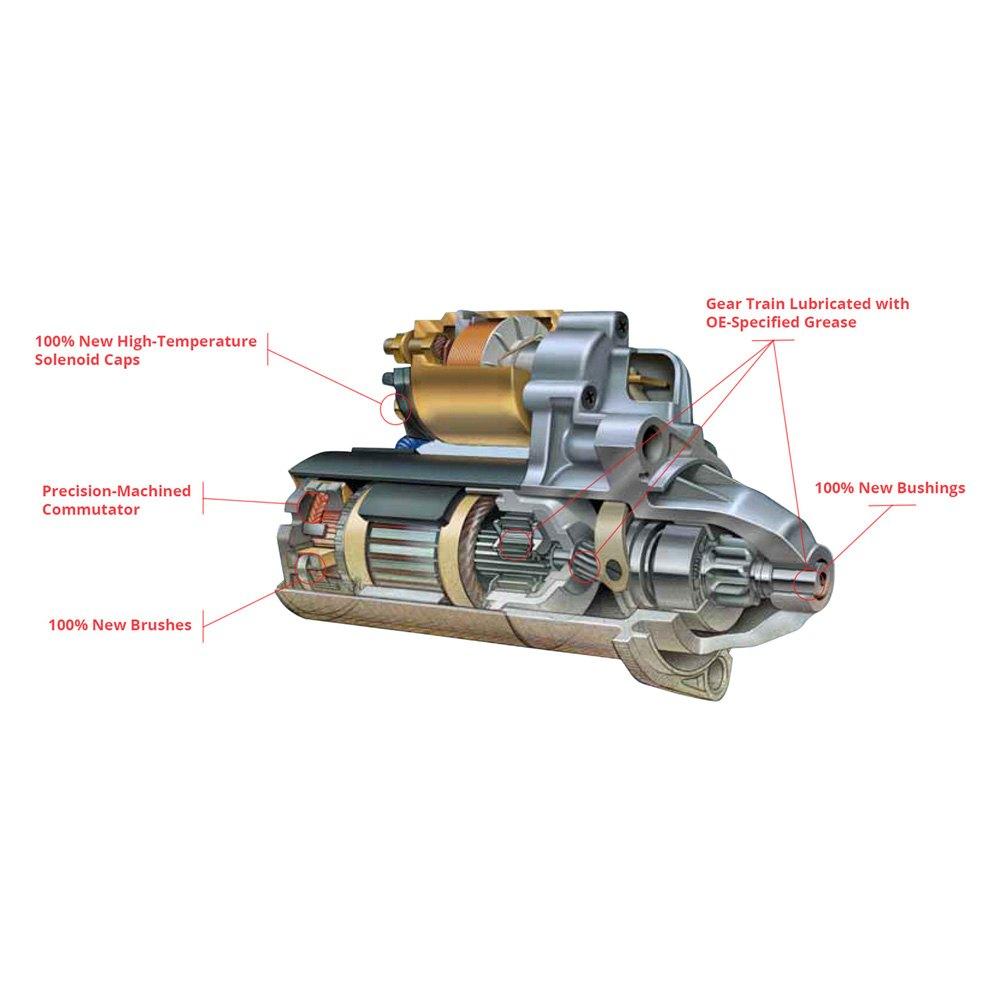 Bosch® SR0448N - Starter