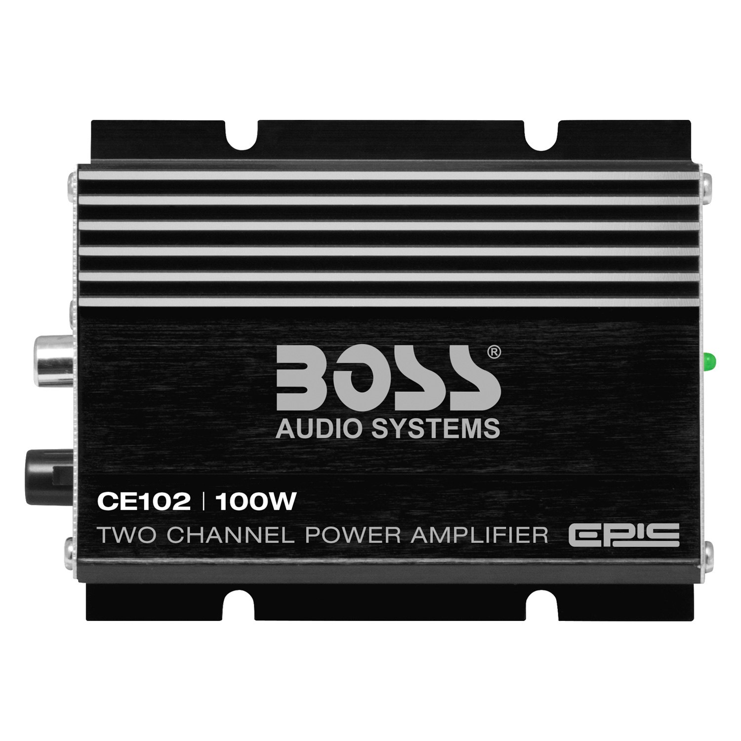 Boss Audio Ce102 Chaos Epic Series Class Ab 2 Channel 100w Amplifier Kit Circuits Hiend Amplifierboss