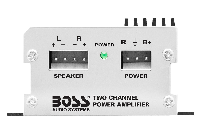 Boss Audio Ce102 Chaos Epic Series Class Ab 2 Channel 100w Amplifier Power Amplifiers Amplifierboss