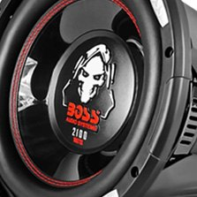 BOSS Audio® - Phantom Series Subwoofer