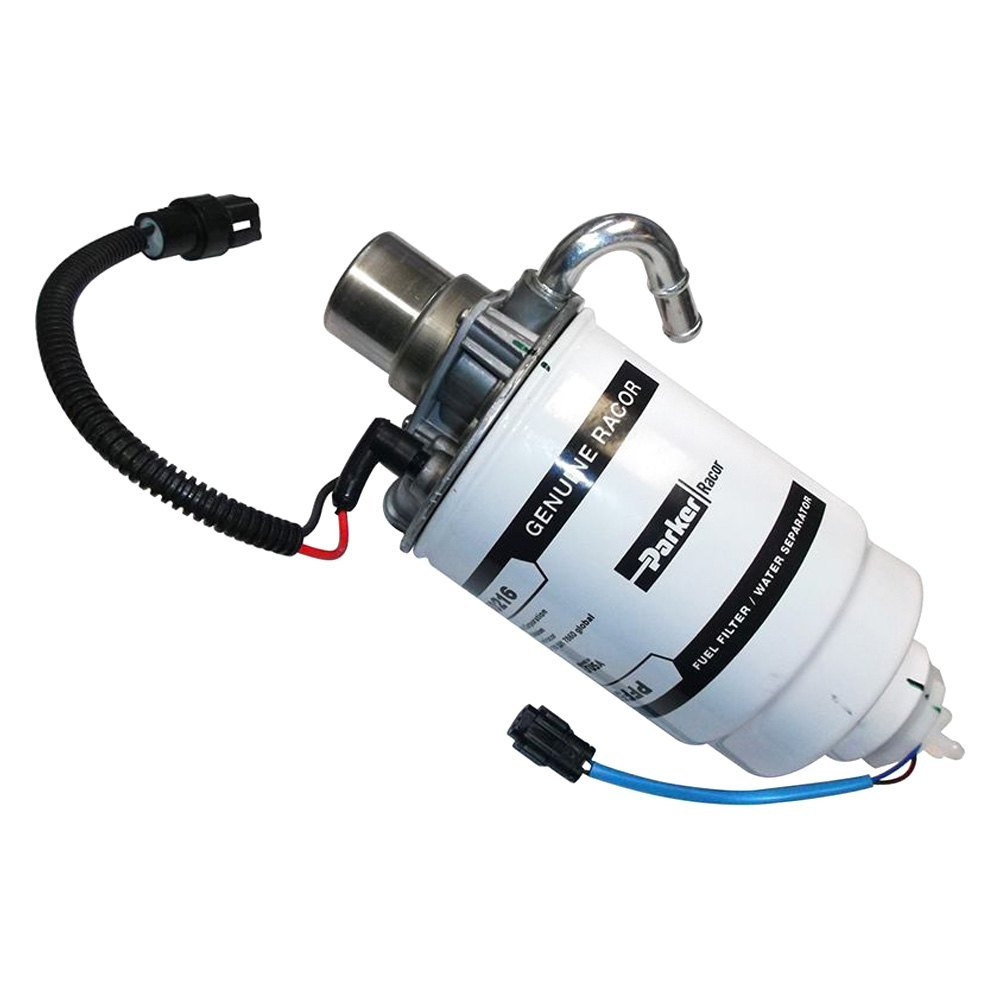 Bostech® - Fuel Filter Housing Assembly
