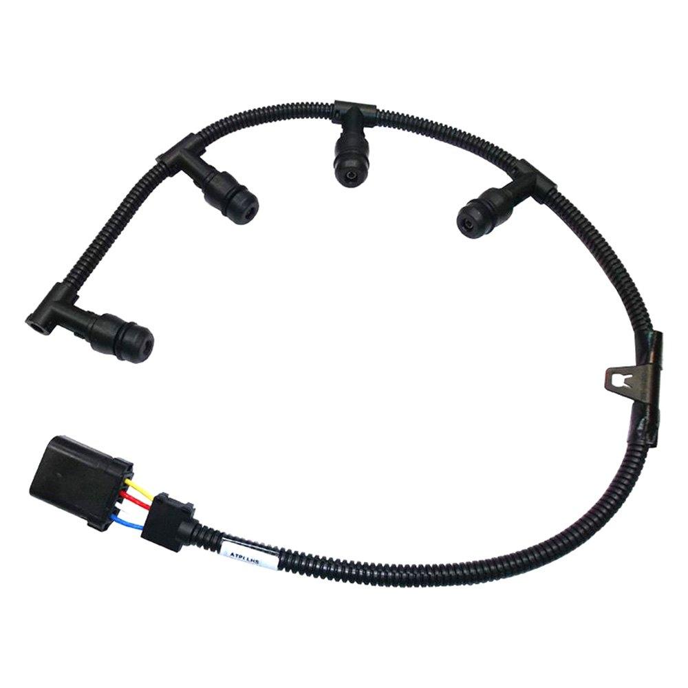 Diesel Wiring Harness Best Electrical Circuit Diagram Universal Glow Plug Bostech U00ae Ford E Series 6 0l 2004