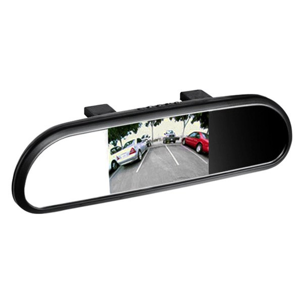 boyo lcd digital rear view mirror monitor. Black Bedroom Furniture Sets. Home Design Ideas
