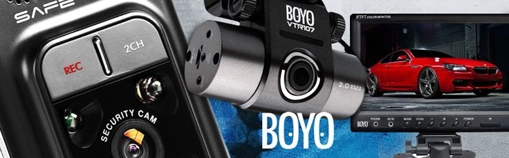 BOYO Rear View Accessories