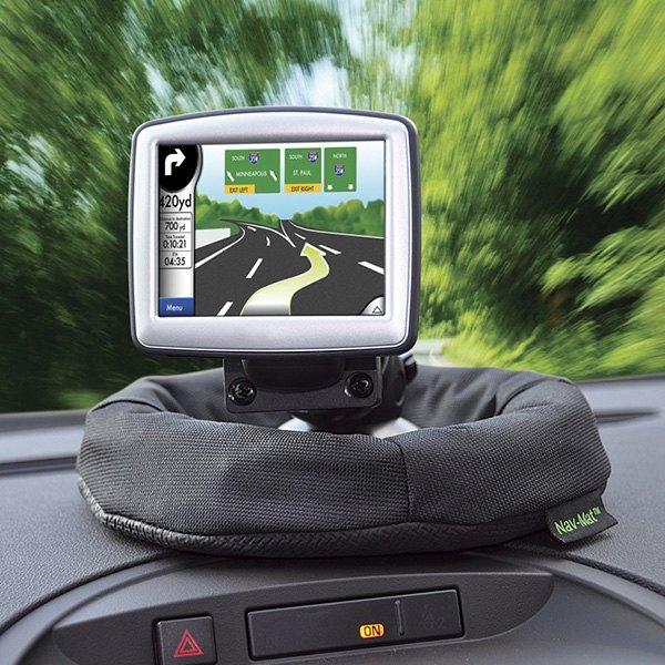 Car Audio System >> Bracketron® UFM-100-BL - Nav-Mat™ Portable GPS Dashboard Mount