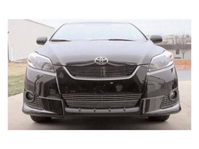 Carriage works toyota matrix 2009 bumper valance grille for Garage toyota valence