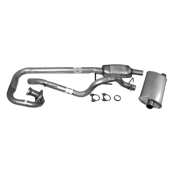 Complete exhaust systems jeep wrangler