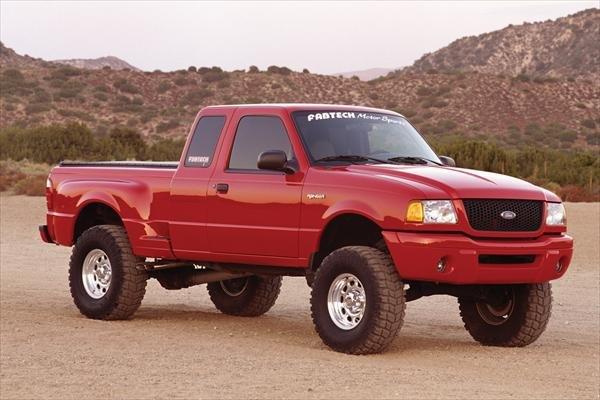 Ford Ranger Lift Kit Carid