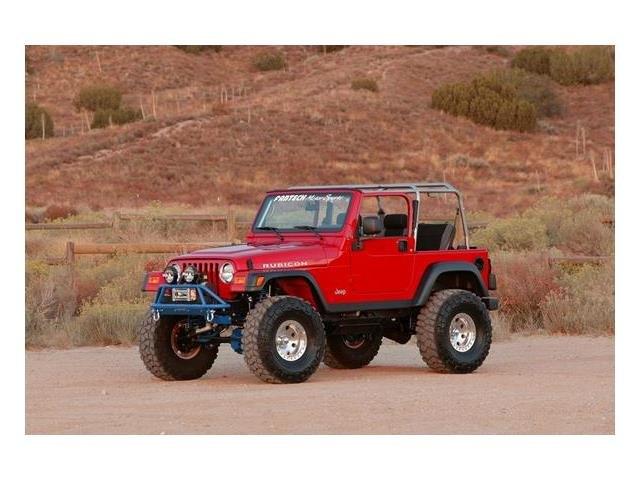 3 Suspension lift kits jeep wrangler
