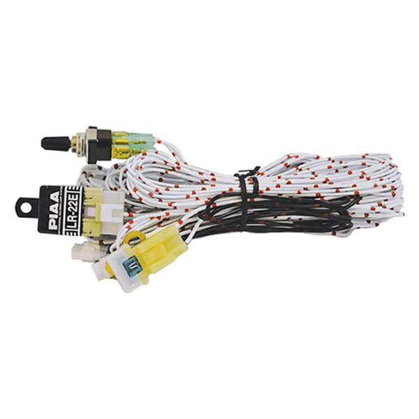 piaa 174 34046 wiring harness for dual back up lights