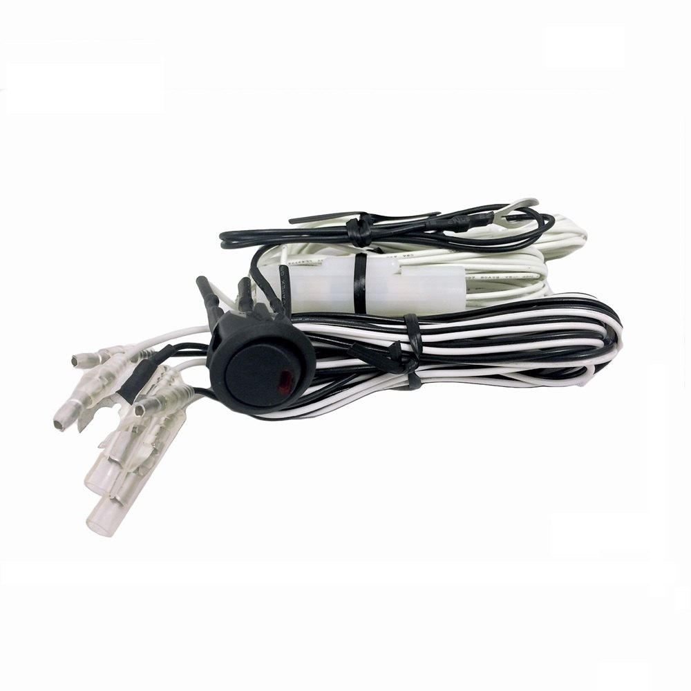 piaa 174 34070 wiring harness for lp 530 series led light kit