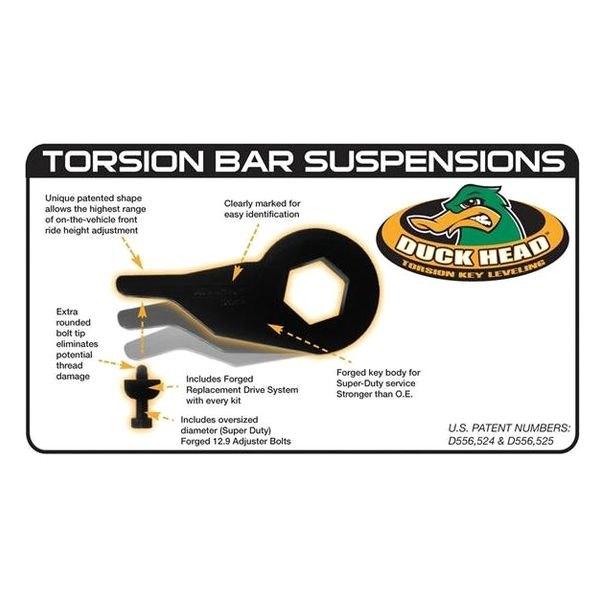 torsion key. torsion key leveling kit