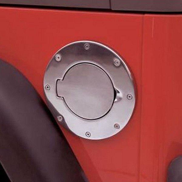 Rampage 174 Jeep Wrangler 2007 Gas Cap Cover