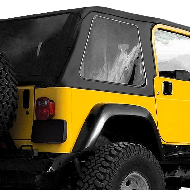 Rampage 174 Frameless Soft Top Kit