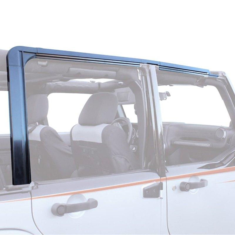 R&age® - Door Surround Mouldings  sc 1 st  CARiD.com & Rampage® 61098 - Door Surround Mouldings