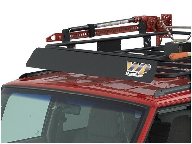 Warrior 174 850 Roof Rack Wind Deflector