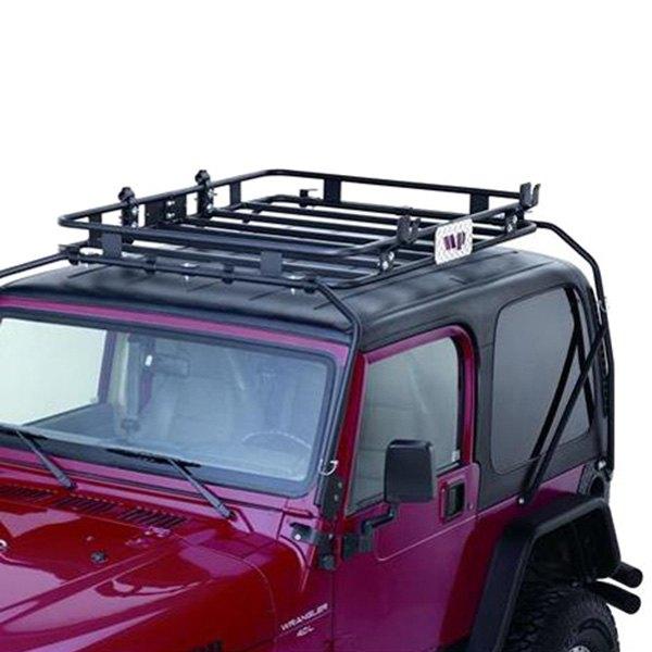 Jeep Wrangler Luggage Rack: Jeep Wrangler 1997 Roof Rack