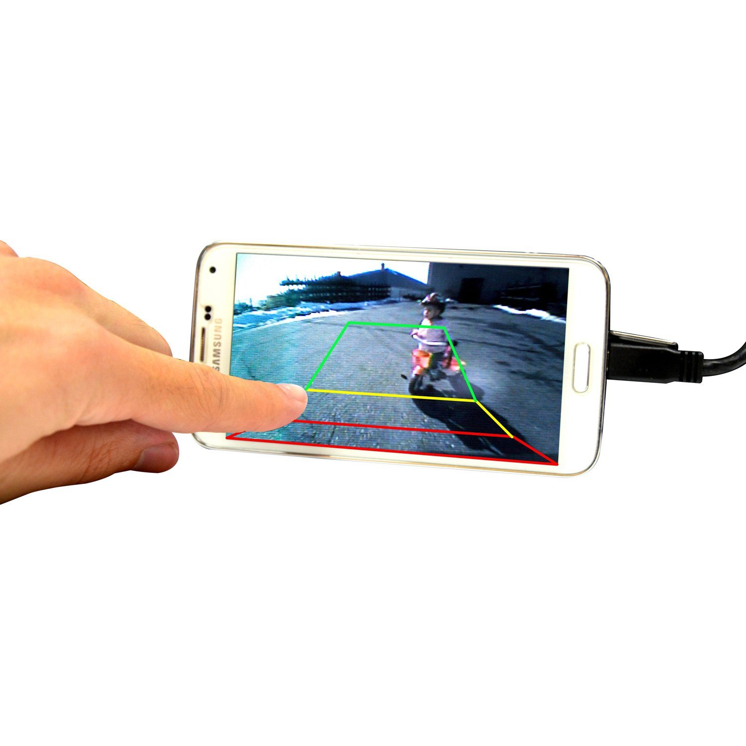 Brandmotion® 9002-2800 - Rear View Camera Interface for Android™ Smartphone