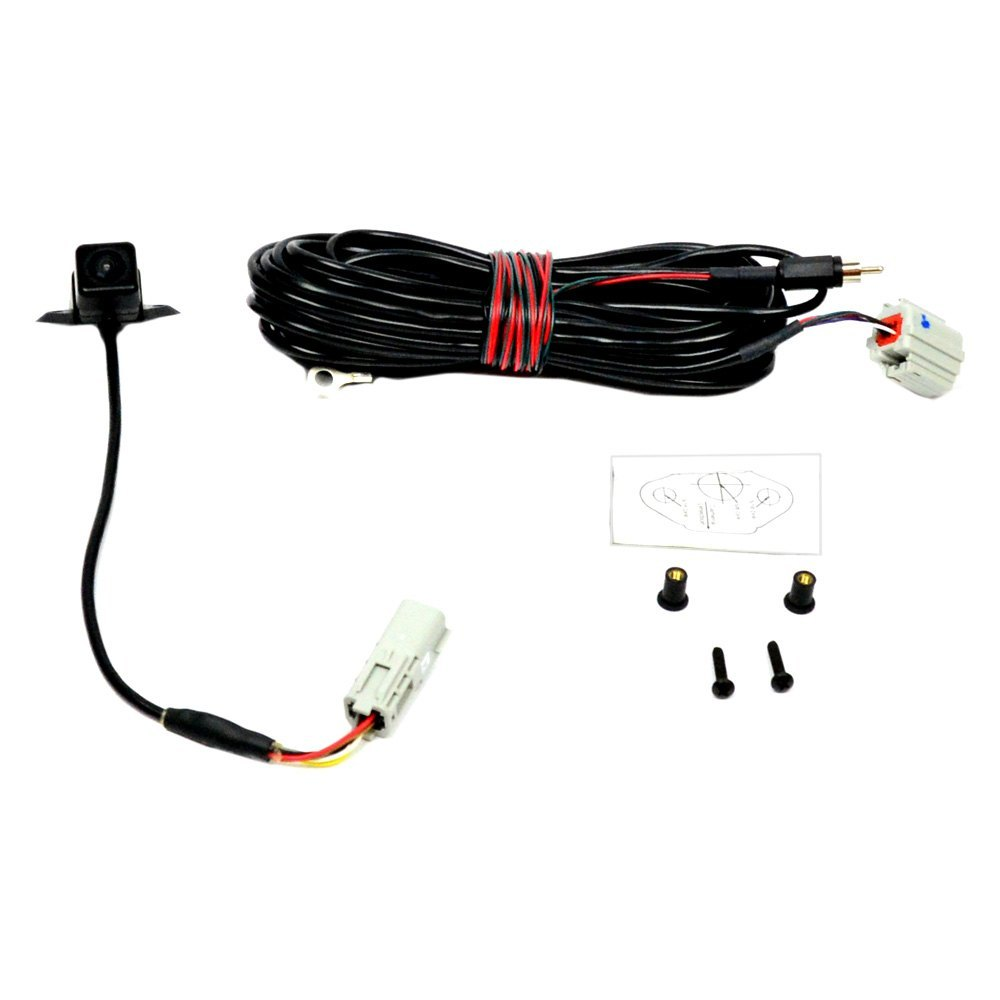 Brandmotion 9002 8701 Gen 7 Surface Mount Rear View Camera Wiring Instructions For Backup