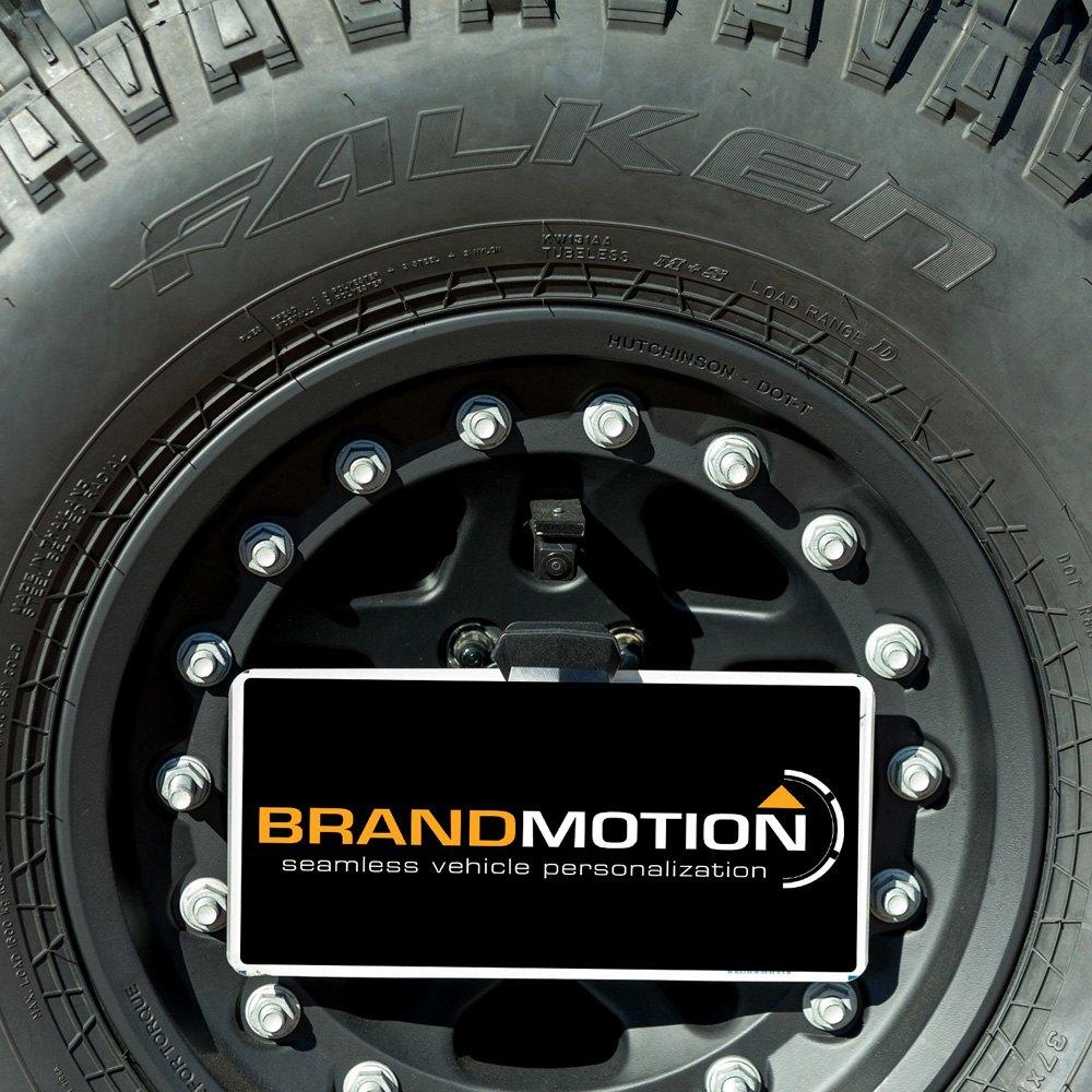 brandmotion 9002 8848 adjustable rear view camera. Black Bedroom Furniture Sets. Home Design Ideas