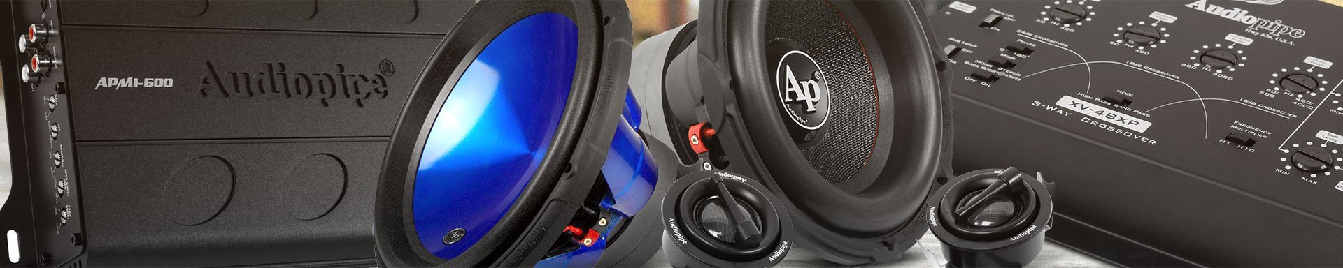 Audiopipe Cameras & Driver Safety