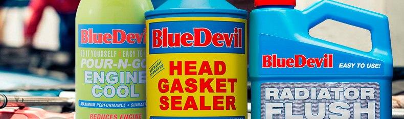 BlueDevil® 00209 - 16 oz Pour-N-Go Head Gasket Sealer