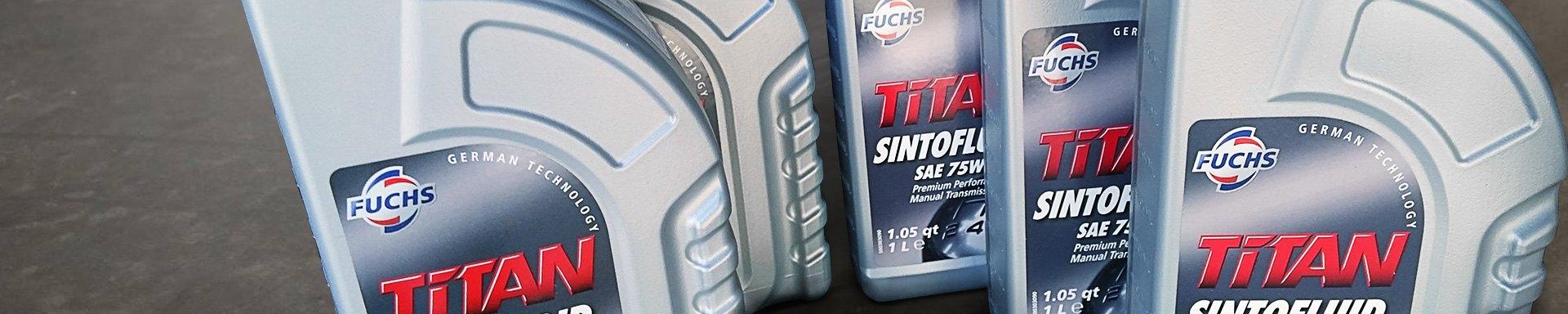 Fuchs™   Lubricants, Oils, Coolants, Transmission Fluids — CARiD com